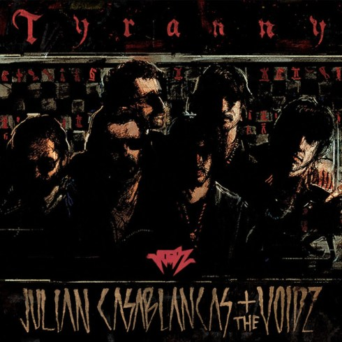filtrado nuevo disco de Julian casablancas