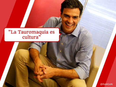la tauromaquia es cultura by ramgon